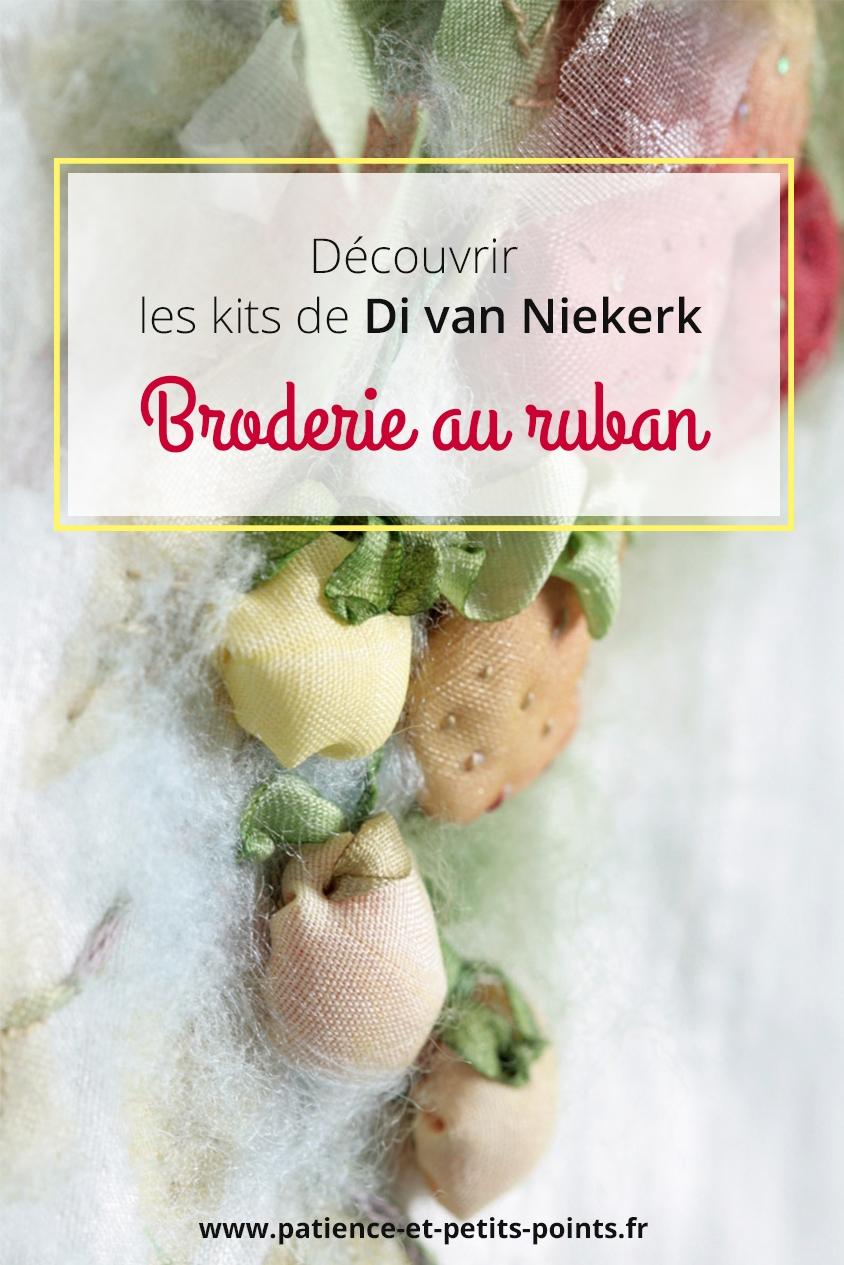 j'ai testé les kits de Di van Niekerk - A découvrir sur Patience et petits points