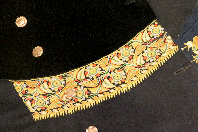 broderie traditionelle