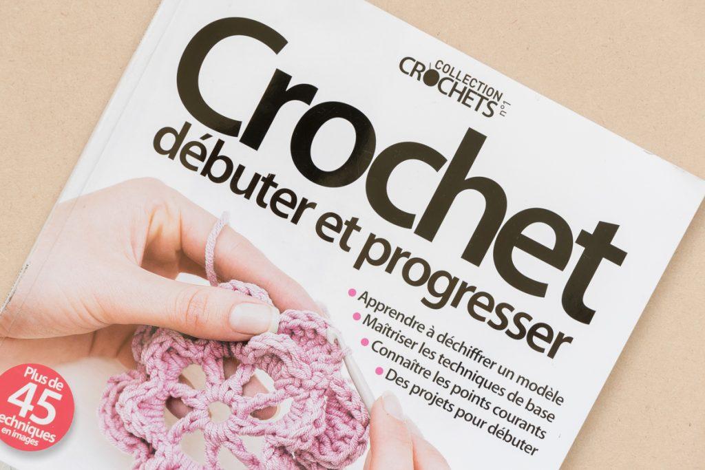 couverture magazine crochet