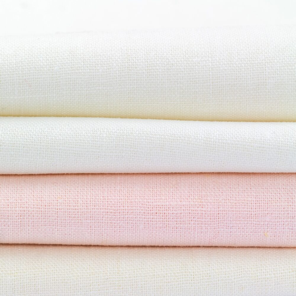Tissu lin/coton - Stof Fabrics