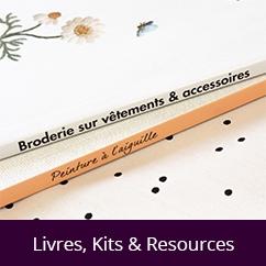 Livres, kits & ressources